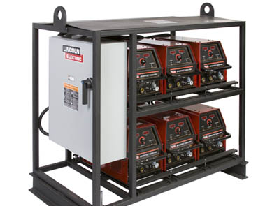 Lincoln Electric Welding Equipment Rental Minneapolis